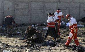 جان باختن چند دانشجوی ایرانی در سقوط هواپیما