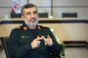 سردار حاجیزاده «هفته نیروی انتظامی» را تبریک گفت