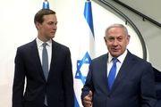 نتانیاهو از کوشنر برای خدماتش به رژیم صهیونیستی تقدیر کرد