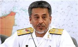 حضور نیروی دریایی ایران در اقیانوس هند جنوبی