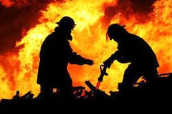 علت آتشسوزی در کمپ زنان معتاد مشخص شد