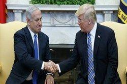 ذوق مرگی نتانیاهو از تحریمهای ضد ایرانی آمریکا