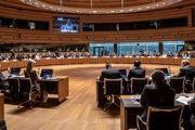 محور نشست شورای اتحادیه اروپا