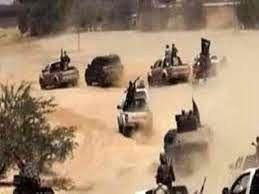 داعش از سوریه به عراق فراری کرد