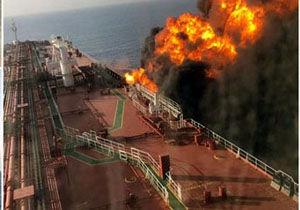 غرق شدن یکی از نفتکشها در دریای عمان تکذیب شد