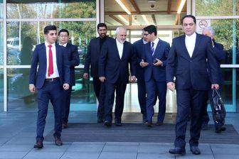 وزیر خارجه ایران وارد استانبول شد