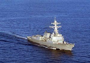 حرکت قایق های سپاه گشت زنی ساده نبود بوی جنگ می داد!