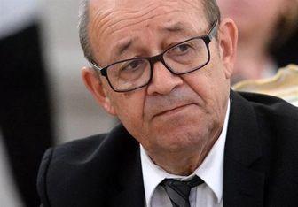 اظهارات وزیر خارجه فرانسه درباره ادامه مذاکرات وین