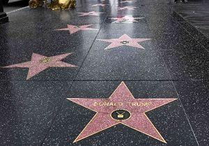 هیتلر در خیابان مشاهیر هالیوود!