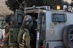 صهیونیستها 5 فلسطینی را دستگیر کردند