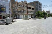 تجمع معتادان و تردد فروشندگان موادمخدر در پیادهراه 17 شهریور