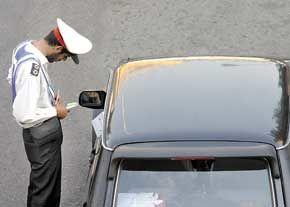 شرط بخشودگی نمرات منفی رانندگان