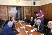مذاکرات مشاور ظریف با نماینده پوتین در مسکو