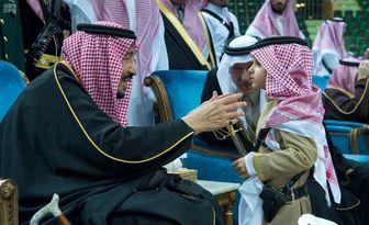 حواشی جنجالی رقص شمشیر پادشاه عربستان