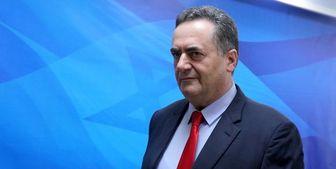 دیدار وزیر خارجه رژیم صهیونیستی با یکی از همتایان عربی علیه ایران