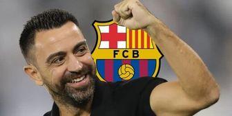 ژاوی به بارسلونا نزدیک می شود؟