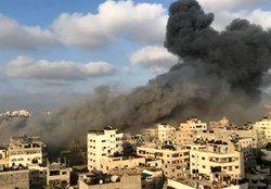 تعداد مجروحان تازهترین حملات رژیم صهیونیستی به غزه