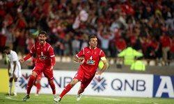 عملکرد قرمزپوشان مقابل الجزیره به روایت AFC+عکس