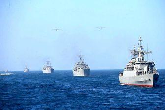 ارتش برای امنیت شناورهای ایران تضمین داد