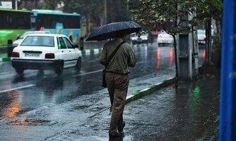 اخطاریه مهم سازمان هواشناسی/بارش برف و تگرگ در ۲۲ استان کشور طی 2 روز آینده