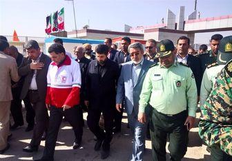 وزیرکشور: امکانات پایانه مرزی چذابه قابل مقایسه با گذشته نیست