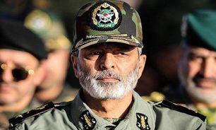 فرمانده ارتش انتصاب مخبر به سمت معاون اول رئیسجمهوری را تبریک گفت