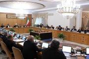 موافقت هیأت دولت با تعدادی از طرحهای نمایندگان مجلس