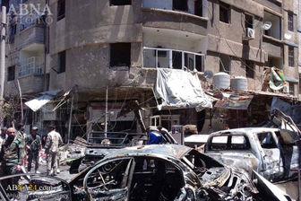 انفجار تروریستی در بازار الوجیهیه عراق