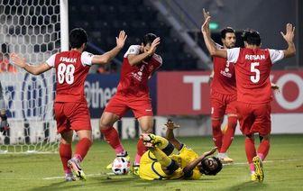 استعلام AFC از فیفا درباره نقل و انتقالات پرسپولیس