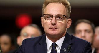 فرمانده نیروی دریایی آمریکا مجبور به استعفا شد