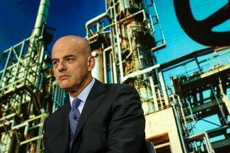 هشدار مدیرعامل غول نفتی ایتالیا درباره تحریمهای ایران