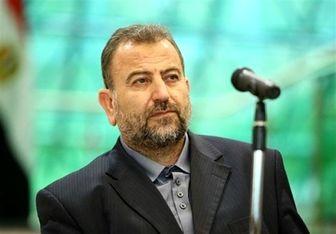 نایبرئیس حماس: سفر ما به ایران تاریخی و استراتژیک بود