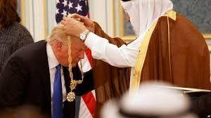 مهمانی ۷۵ میلیون دلاری سعودیها به افتخار ترامپ