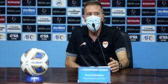 مربی فولاد: در بهترین لیگ آسیا هستیم