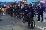 بازداشت معترضان به نژادپرستی در سیاتل آمریکا