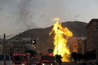 قطع گاز منطقه شهران، کوهسار و کن تا فردا بعدازظهر