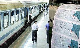 افزایش ۲۰ درصدی قیمت بلیط قطار