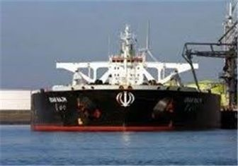 نخستین تخلیه کشتی حامل بنزین در بندر امام