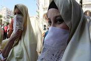 احتمال اجباری شدن سربازی برای زنان الجزایری!