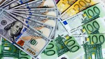 نرخ ارز آزاد در 15 فروردین 1400