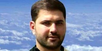 تشییع پیکر شهید خلبان پایگاه هوایی دزفول در داورزن