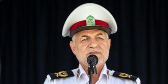 پلیس راهور: دستور لازم برای رسیدگی به پرونده سرباز وظیفه راهور صادر شد