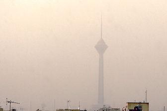 کیفیت هوای ناسالم برای ۴ استان کشور