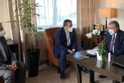 نشست عراقچی و اولیانوف در آستانه نشست امروز کمیسیون مشترک برجام