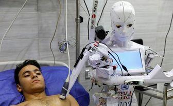 مصر رباتی را برای انجام آزمایش کووید-۱۹ توسعه داد