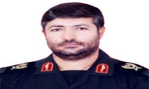 """آغاز مراسم تشییع پیکر سردار شهید """" اللهدادی """""""