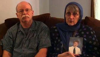 درخواست والدین گروگان آمریکایی از داعش