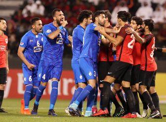 رمز بازی تیم الریان قطر برابر استقلال