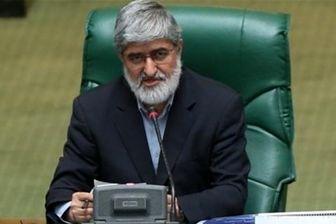 پاسخ کولیوند به علی مطهری: در قضایای آبانماه وزارت کشور مقصر نبود