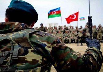 ارمنستان به برگزاری مانور نظامی مشترک آذربایجان-ترکیه اعتراض کرد
